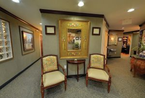 Office Interior Front Hall